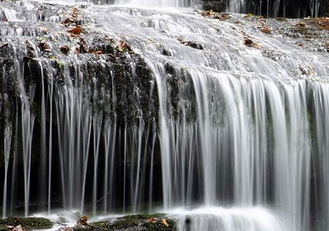 Waterfall Construction Services in Northern Utah